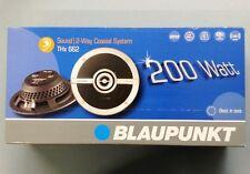 Blaupunkt | 2-Wege Koaxialsystem | THx 662 | 7606334001 | Lautsprecher
