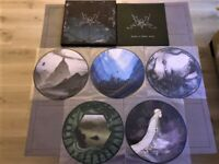 Summoning - Sounds Of Middle-Earth ORG Lim. 5 Pic.Disc Box 2007   Mayhem,Emperor
