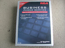 Brand New Rca IP110S Business Class Voip 2-Line Phone System & Service