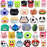 3D Cartoon Earphone Cover For Apple Airpods Pro 3 2 1 Charging Case Holder Bag