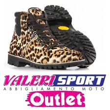 STYLMARTIN LADY ROCK VIBRAM LEOPARD CUSTOM RIDER TOURING URBAN STYLE GLAM OUTLET