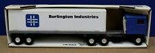 Ertl 3250-8241 Pressed Steel Kenworth COE Semi 1:48 Burlington Industries MIB