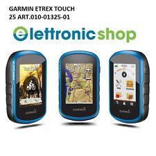 GARMIN ETREX TOUCH 25 GPS/GLONASS - ART.010-01325-01