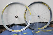 "Mavic Cosmic 1.gen 28"" 700c Clincher Bags Blue anodized ruote portanti wheelset"