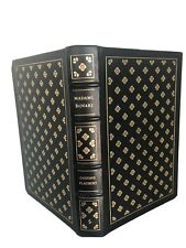 Madame Bovary, Gustave Flaubert, Easton Press, Collector's Edition, 1978