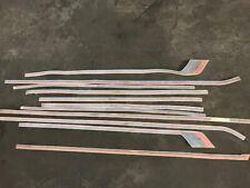 BMW Motorsport-Zierstreifen M-Technik