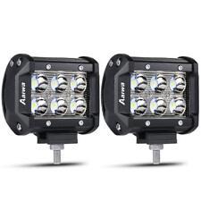 Coche Luces de Conducción Niebla Spot Lámparas CREE LED bars vainas Atv Utv Camioneta Tractor Hazlo tú mismo