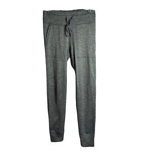 Aerie Super Hi-Rise Plush Super Soft Leggings Women's S Gray Joggers Pants