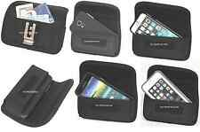 Belt Clip Holster Horizontal Pouch To Fit With Waterproof Case For Large Phones