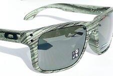 NEW* Oakley HOLBROOK IVY Woodgrain POLARIZED PRIZM Black Sunglass oo9244-41