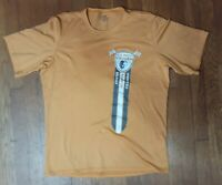PATAGONIA 2011 Six Pack Kenny Rogers Movie Dixie Ultimate Men's shirt Large