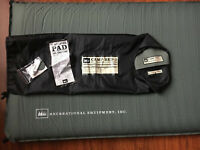 "REI Camp Bed 2.5 Self-Inflating Sleeping Air Pad  72"" x 25"" x 2.5"" R-value 5.6"