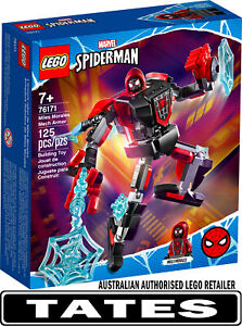 LEGO 76171 Miles Morales Mech Armour  - Marvel Super Heroes Spiderman from Ta...