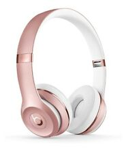 Beats by Dre Solo 3 Wireless Headphones Rose Gold brand new in sealed box