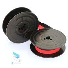 Bobine de ruban encré pour machine à écrire Olivetti Lettera 32 - GR4 R/B