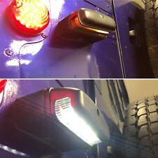 LED REAR NUMBER PLATE LIGHT ORIGINAL WIPAC LAND ROVER DEFENDER - LNL005LED