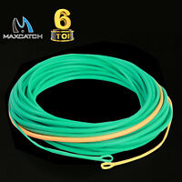 Maxcatch Skagit Shooting Head Fly Line 200gr-650gr 11FT-25FT With 2 Welded Loops
