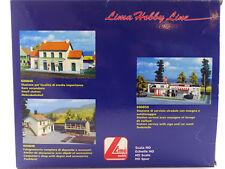 Lima 600850 Tankstelle Gas Station Station Service Modellbausatz neu OVP