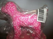 Victorias Secret Pink Dog In Wrapper Package NEW