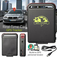 TK102 GPS/GSM/GPRS Tracker Car Vehicle Spy Mini Tracking Devices +2 Battery Nice