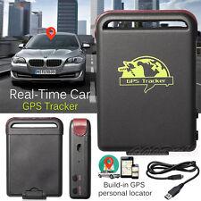 TK102 GPS/GSM/GPRS Tracker Car Vehicle Spy Mini Tracking Devices  2 Battery Nice