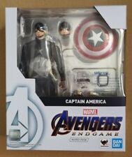 CAPTAIN AMERICA Endgame MARVEL FIGURE Avengers 4 S.H.Figuarts BANDAI SHF