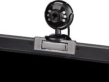 SPEEDLINK REFLECT Webcam Cam Web Kamera 300.000 Pixeln 12 Megapixel D26-901160