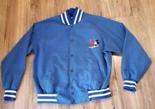 New listing Vintage 1980's Walt Disney World Mickey Mouse Children's Jacket Size Large