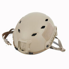 Military Tactical Gear Airsoft Paintball SWAT Protective FAST BJ Helmet