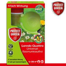 Protect Garden 250 ML Loredo Quattro Universal-Rasenunkrautfrei