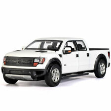 Ford Raptor F-150 Pickup Truck 1:32 Model Car Diecast Gift Toy Vehicle White