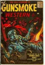 GUNSMOKE WESTERN #37 5.5