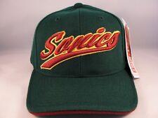 Seattle Supersonics NBA Vintage Adjustable Strap Hat Cap American Needle