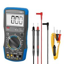 Profi Digital Multimeter BTMETER 760B 20A LED Kapazität hFe °C OHM AC DC Meter