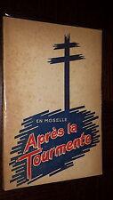 EN MOSELLE APRES LA TOURMENTE - Georges Ferry 1945 - Lorraine