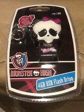 Monster High 4GB USB Flash Drive Memory Stick