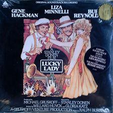 LUCKY LADY - LIZA MINELLI, BESSIE SMITH - ARISTA  - LP SOUNDTRACK - STILL SEALED