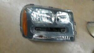 2002-2009 Chevy Chevrolet Trailblazer Passenger Right Headlight Head Light OEM a