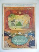 N º 1484 Bis - 3 Diciembre 1911 (Noel 1911) - Se Jouera La Comedia: El Teatro
