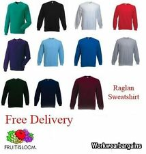 Fruit of the Loom Cotton Blend Sweatshirts for Men
