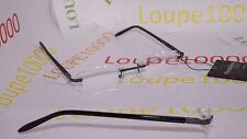 lunettes loupe de lecture demi-lune en promo réf rg21263b N° TOP05
