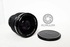 Vivitar Series 1 35-85mm f2.8 VMC Variable Focusing lens for Canon FD fit