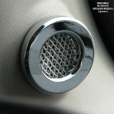Hummer H3 Chrome Billet Aluminum Front Speaker Covers