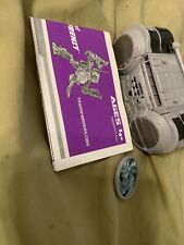 Transformers fast action battlers Decepticon Frenzy Complete