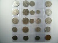 Lote de 23 Monedas diferentes de Swaziland (AFRICA) | World Coins