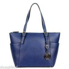 NEW!!  DESIGNER INSPIRED BLUE  PURSE/HANDBAG-