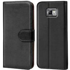 Samsung Galaxy S2 Phone Flip Case Protective Case Book Flip Cover Case Slim Case