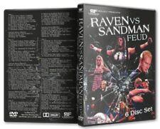 Sandman vs Raven in ECW 6 DVD Set, Extreme Championship Wrestling The WWE WCW