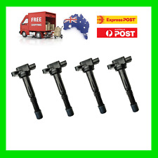 4 Ignition Coil Honda Accord Euro Civic Integra CRV Odyssey S2000 k24A 2.4L 2.0L