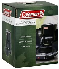 Camping Coffee Maker Black 2000015167